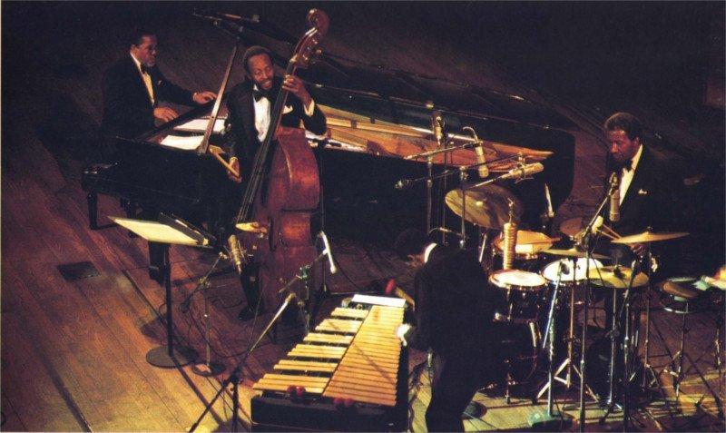 modern jazz quartet Milano